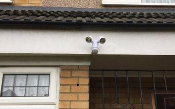 sensor lights