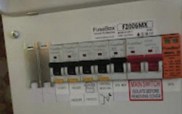 brand new fuse box